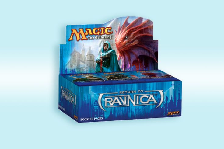 Return to Ravnica Booster Box | 1.8K+ Sold | Exclusive Price and Reviews | https://www.massdrop.com/buy/ravnica-booster-box | Discover more MTG Booster Boxes  on @massdrop | The Return to Ravnica transports players back to one of the most beloved planes in the multiverse. In addition to the...