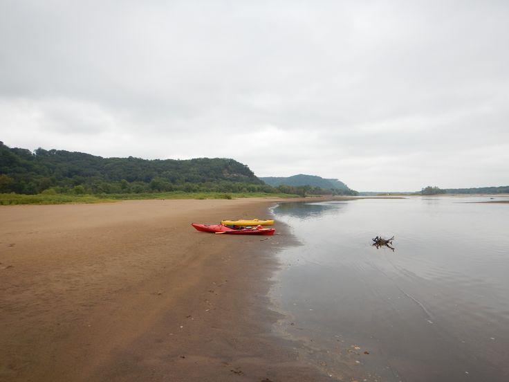 Wisconsin River - Mazomanie