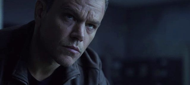 Damon the Spy Returns for More of the Usual in 'Jason Bourne' Trailer