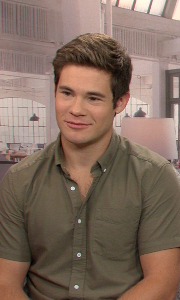 Andrew Rannells and Adam DeVine Are About to Be Your New Favorite Comedy Duo