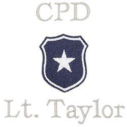 Police shield Icon