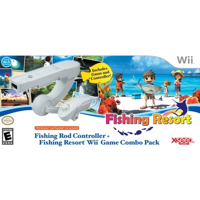 75 best images about wii on pinterest wii classic for Wii u fishing game