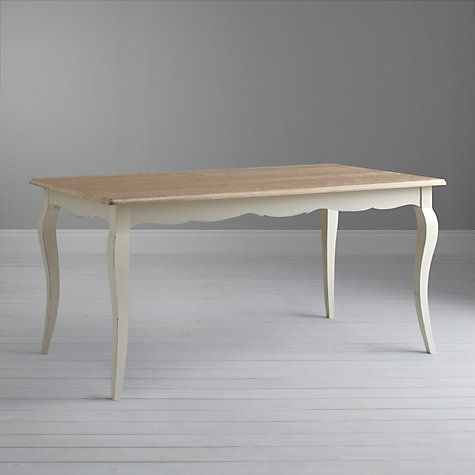 Buy John Lewis Anjoux 6 Seater Dining Table Online at johnlewis.com
