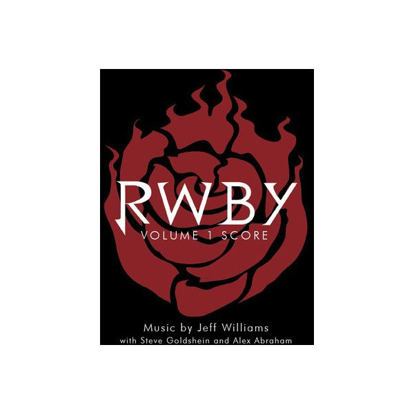 RWBY Volume 1 Soundtrack 2 CD Set ($13) ❤ liked on Polyvore featuring rwby