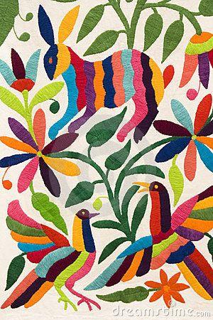 bordado mexicano patrones - Buscar con Google