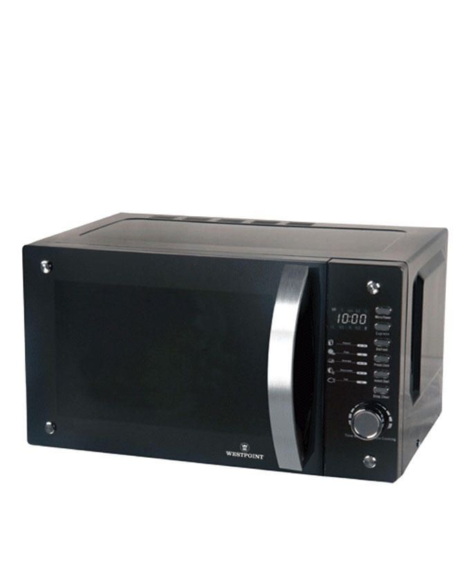 Westpoint 30 Liters Microwave Oven With Grill WF-830 - Black FriDay Deals