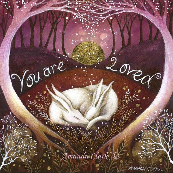 Une Saint-Valentin, art édition spéciale impression avec feuille d ...