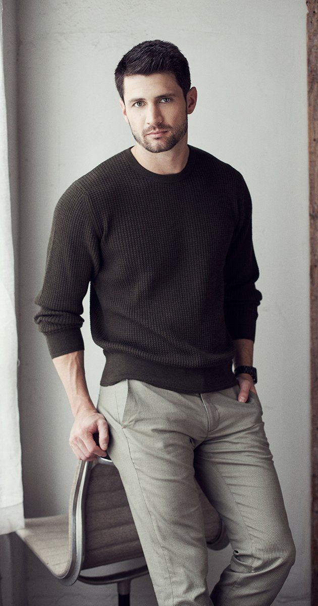 James Lafferty.  Total MILF.