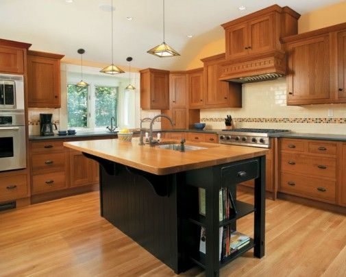 like cabinets and lighting would want different back splash and tile