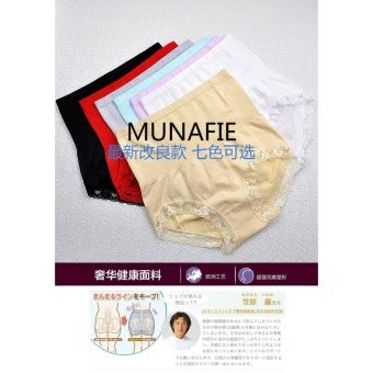 Buy MUNAFIE 6 PCS set Japan Ladies SLIM PANTY/Waist Trimming Mixed Color online at Lazada. Discount prices and promotional sale on all. Free Shipping.