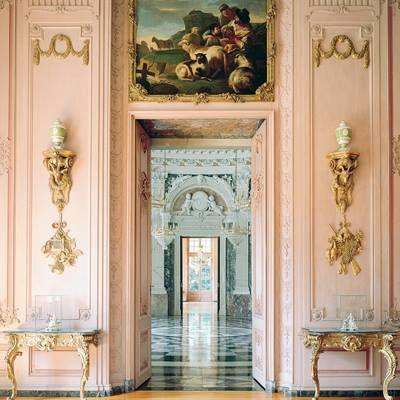 Epic Places Palacio Benrath of D sseldorf Germany