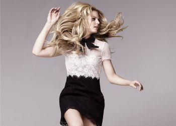 Jennifer Morrison fashion shoot wallpaper