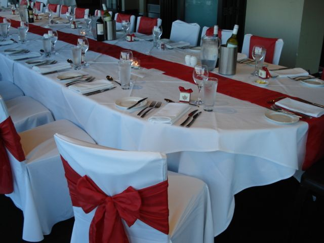 Small Wedding in River Room