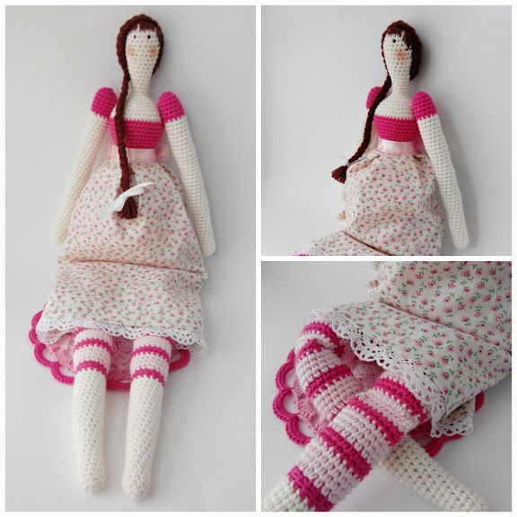 The 154 best Amigumuri images on Pinterest | Crochet dolls ...