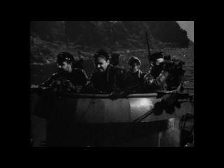 U-47. Капитан-лейтенант Прин Х. ф, - Основан на реальных событиях Рейд в Скапа-Флоу  U-47 — средняя немецкая подводная лодка типа VIIB времён Второй мировой войны.  Заложена 25 февраля 1937 года на кильской верфи «Германиаверфт» (нем. Germaniawerft), Германия. Введена в эксплуатацию 17 декабря 1938 года. Командиром лодки назначен Гюнтер Прин (нем. Günther Prien). Лодка совершила 10 боевых походов. Экипажем лодки уничтожено 30 торговых кораблей общим водоизмещением 162 769 брутто-регистровых…
