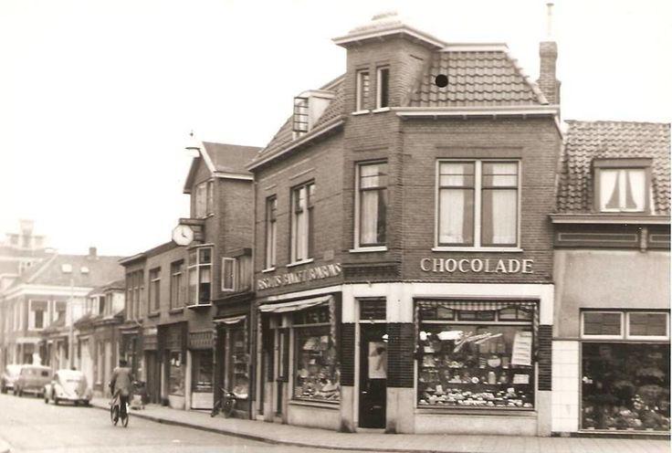 Amsterdamstraat Haarlem (jaartal: 1950 tot 1960) - Foto's SERC