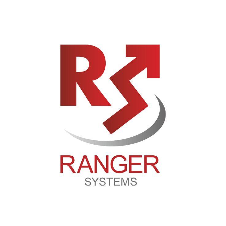 システムネットワークサービス会社のロゴデザイン Logo design for system network company.