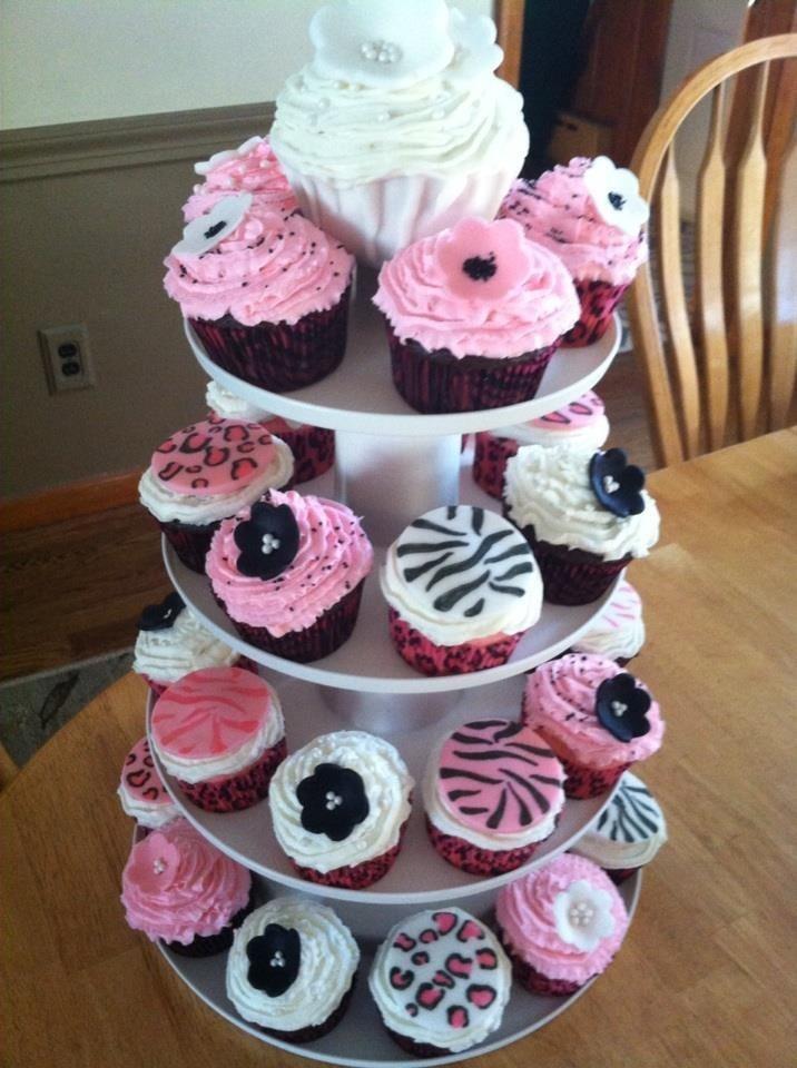 Diva Cupcakes Diva Party Ideas Pinterest Cupcake
