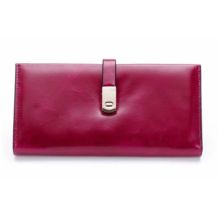 Carteras de las mujeres en línea de moda barata Billetera de cuero marca [ANW61115] - €34.85 : bzbolsos.com, comprar bolsos online
