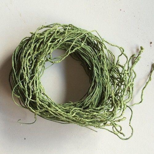 Artificial Silk Wedding Flower DoDo vine  moss(green) -other colour too