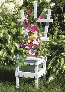 145 Best Images About Chair Garden On Pinterest Gardens