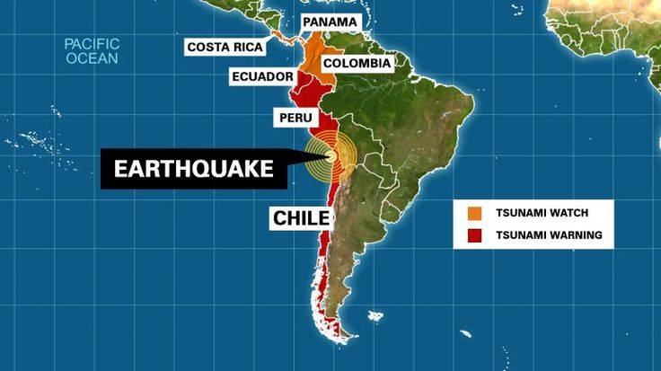 The United State Geological Survey(USGS) put the shallow offshore quake at a magnitude 8.3 and said it just hit 28 Kilometer north of Santiago a city of 6.6 million of people.