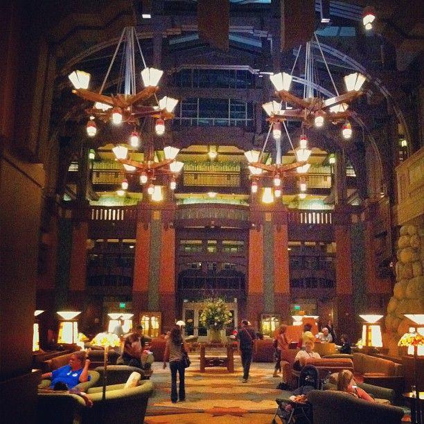 Disney's Grand Californian Hotel & Spa in Anaheim, CA