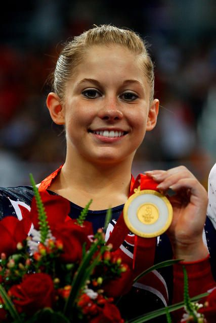 shawn johnson   ... The Stars All Stars With Olympic Gold Medal Champion Shawn Johnson