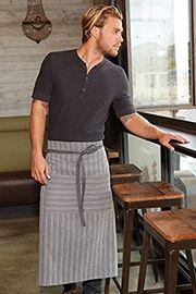 Brooklyn Bistro Apron - http://www.uniformsolutionsforyou.com