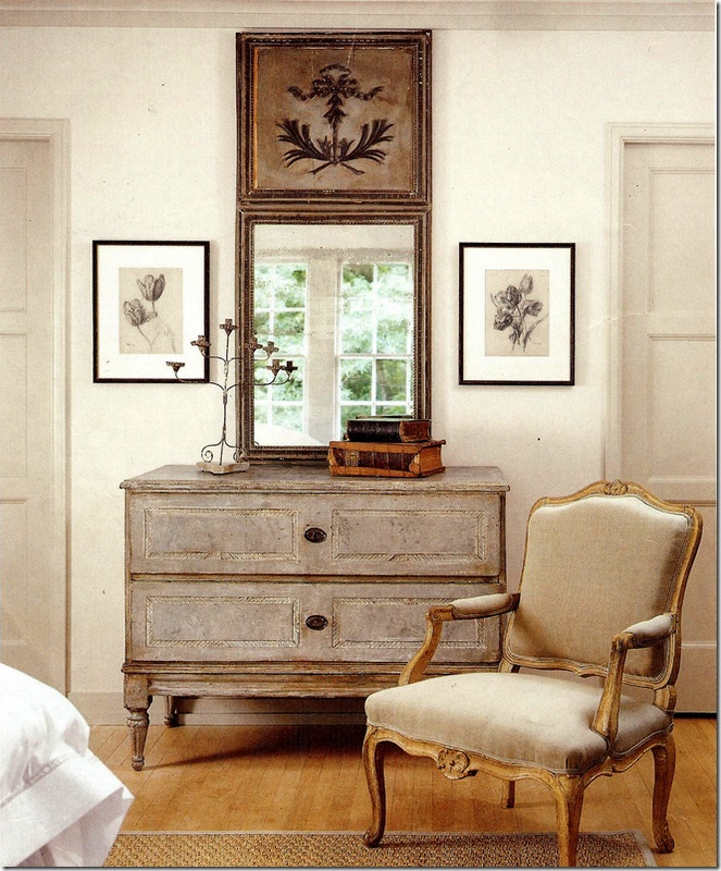 European Country Interior Design by Jane Moore.
