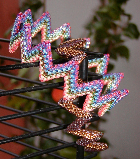 More bangles - tutorial available!   Flickr - Photo Sharing!
