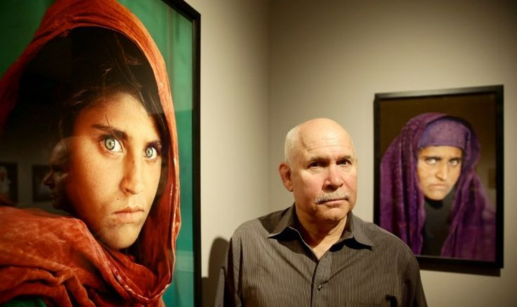 rétrospective au photographe américain Steve McCurry. 127 de ses clichés réalisés aux quatre coins du monde,