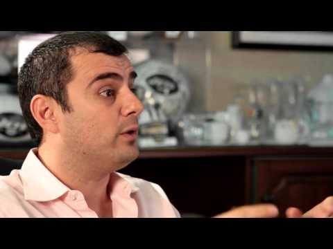 An Entrepreneur's Life: Gary Vaynerchuk talks about his life and dreams as an entrepreneur (via Entrepreneur online)