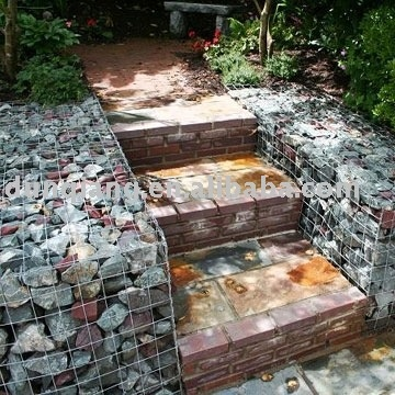 1000 images about gabions on pinterest in the garden for Gabion landscaping