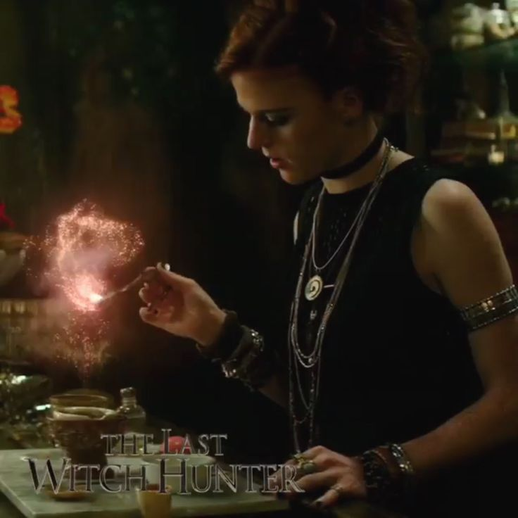 The Last Witch Hunter Magic Alchemy