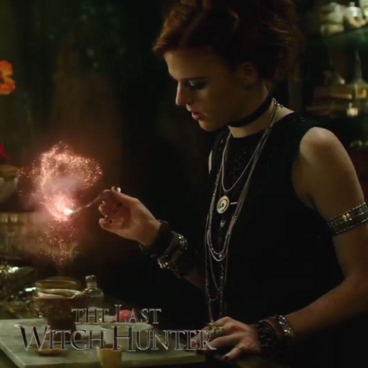 The Last Witch Hunter Magic Alchemy