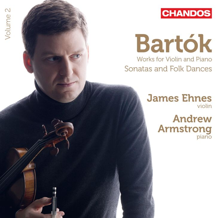 Andrew Armstrong - Bartok: Works for Violins and Piano/Sonatas and Folk Dances