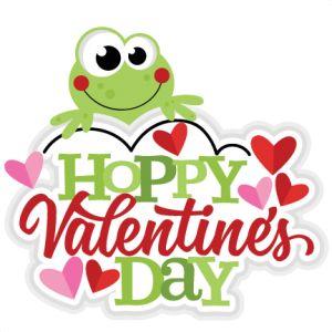 Hoppy Valentine's Day Title: Miss Kate's