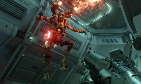 cool This is the PC you'll need to play Doom in all its gory glory