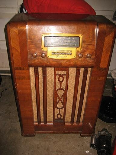 Antique and Vintage Philco Radios