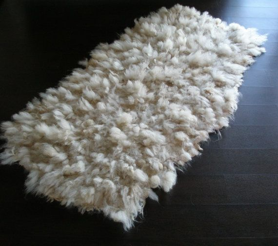 199 Best ALPACA FUR RUGS Images On Pinterest
