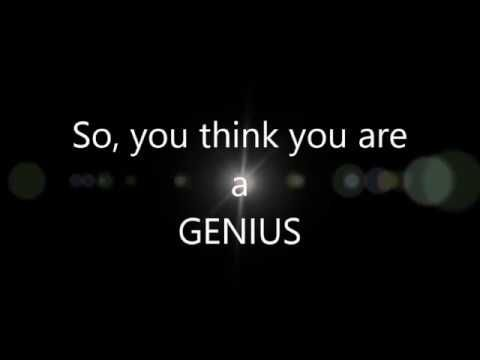 So, You think you are a genius, Well, Think again. Take these tests to s...