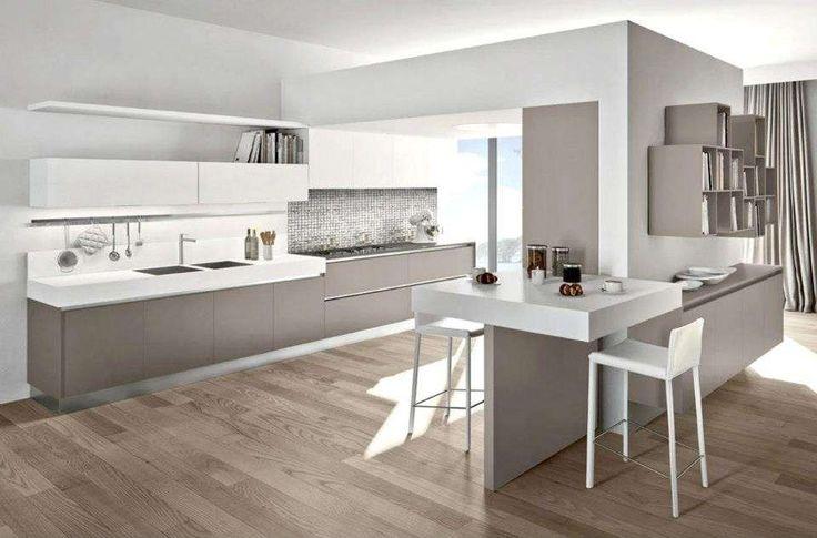 Abbinare il pavimento al rivestimento della cucina (Foto 21/40) | Design Mag