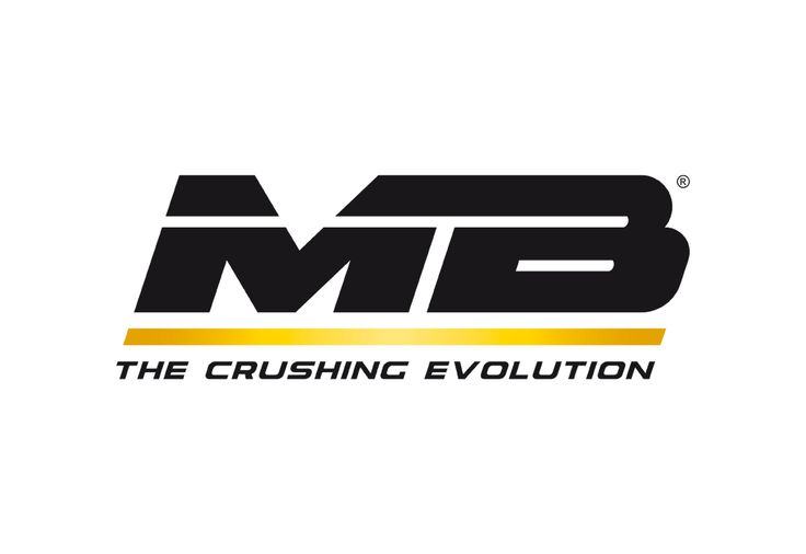 MB | Client MB – The Crushing Evolution | Project  Logotype - Corporate Identity