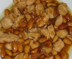 Pollo con almendras (Estilo chino) Thermomix | https://lomejordelaweb.es/