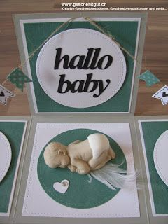 Überraschungsbox Schwangerschaftsanzeige Bekanntgeben der Schwangerschaft…