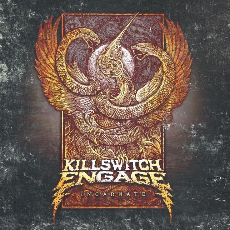 Killswitch Engage Incarnate on LP + Download Killswitch Engage will release their seventh album Incarnate in the spring of 2016 on Roadrunner Records. It follows 2013's Disarm the Descent and is their