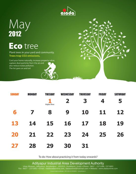 Calendar Design With Pictures : Best images about corporate calendar design on