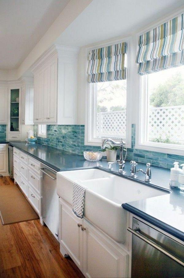 20 Küche Fenster Bilder. Tipps Und Ideen Furs Kuchenfenster ...