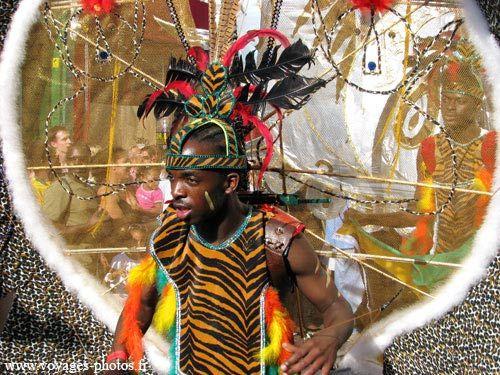 Carnaval de Notting Hill à Londres - Guide de Voyage de Londres